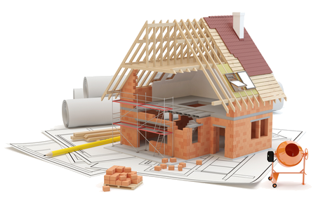Construtor de case din lemn sau zidarie
