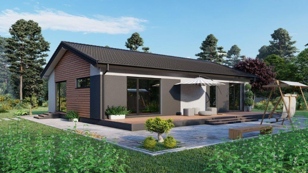 CASA BUCURESTI | Casa din lemn, zidarie sau containere