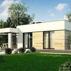 Casa Brasov - casa din lemn sau zidarie model Brasov