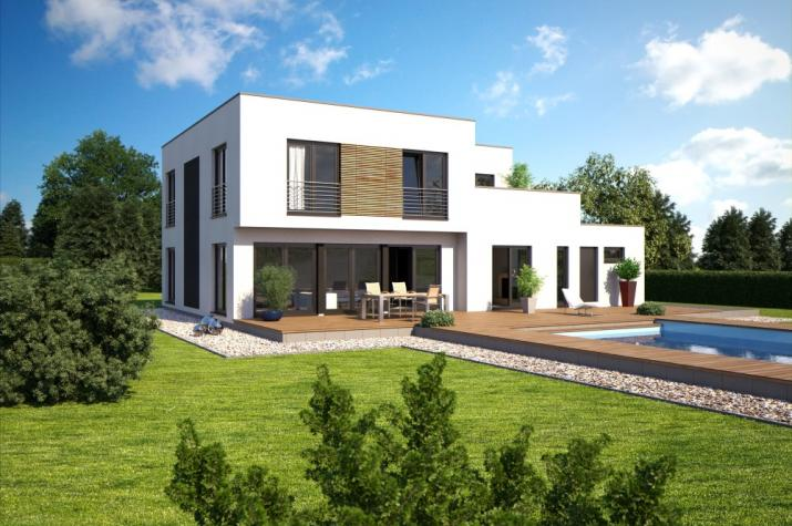 Casa Esential | Casa din lemn, zidarie sau containere