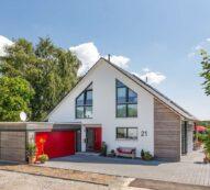 Casa Prestigiu   Casa din lemn, zidarie sau containere
