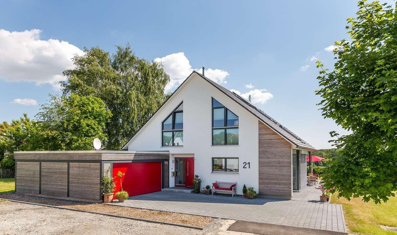 Casa Prestigiu | Casa din lemn, zidarie sau containere